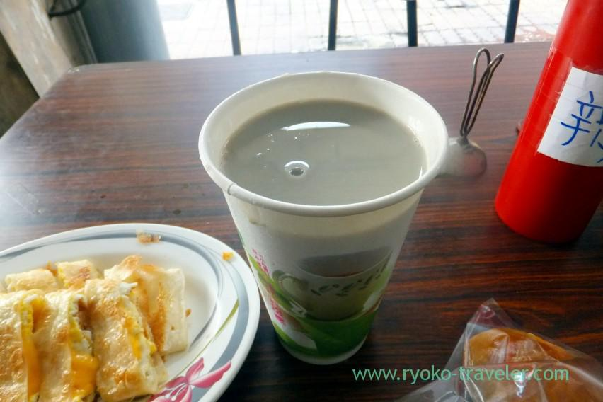 Black soy milk, Kaohsiung Black soymilk king (Kaohsiung)