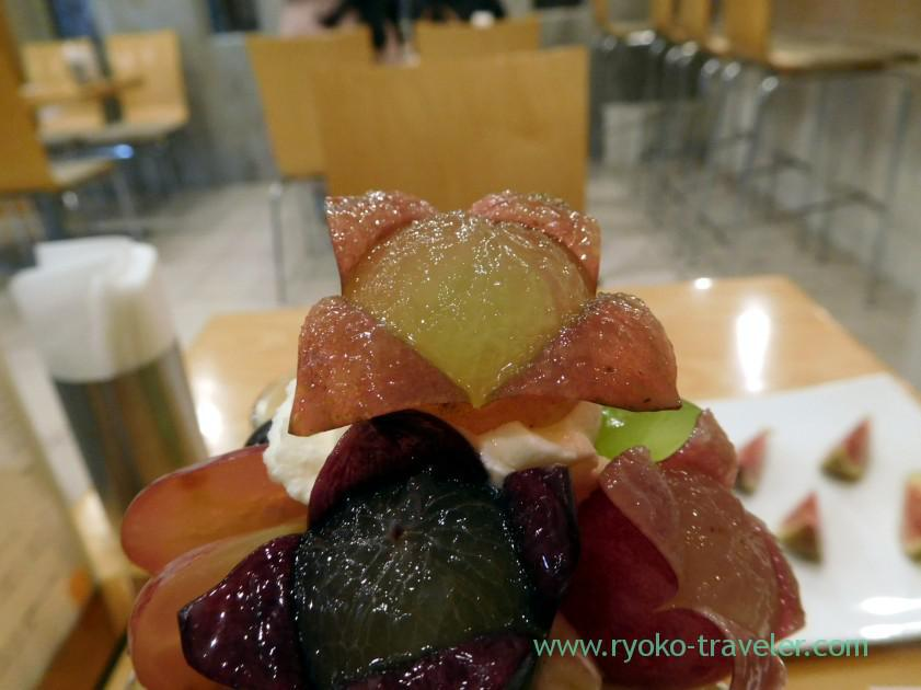 Ruby roman, Fruits Parlor GOTO (Asakusa)