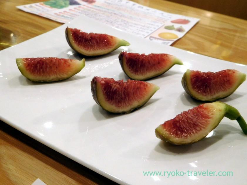 White fig, Fruits Parlor GOTO (Asakusa)