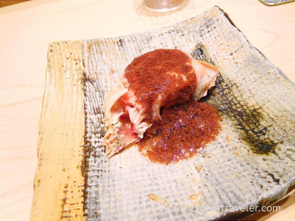 Kobakogani, Sushi Yu (Roppongi)