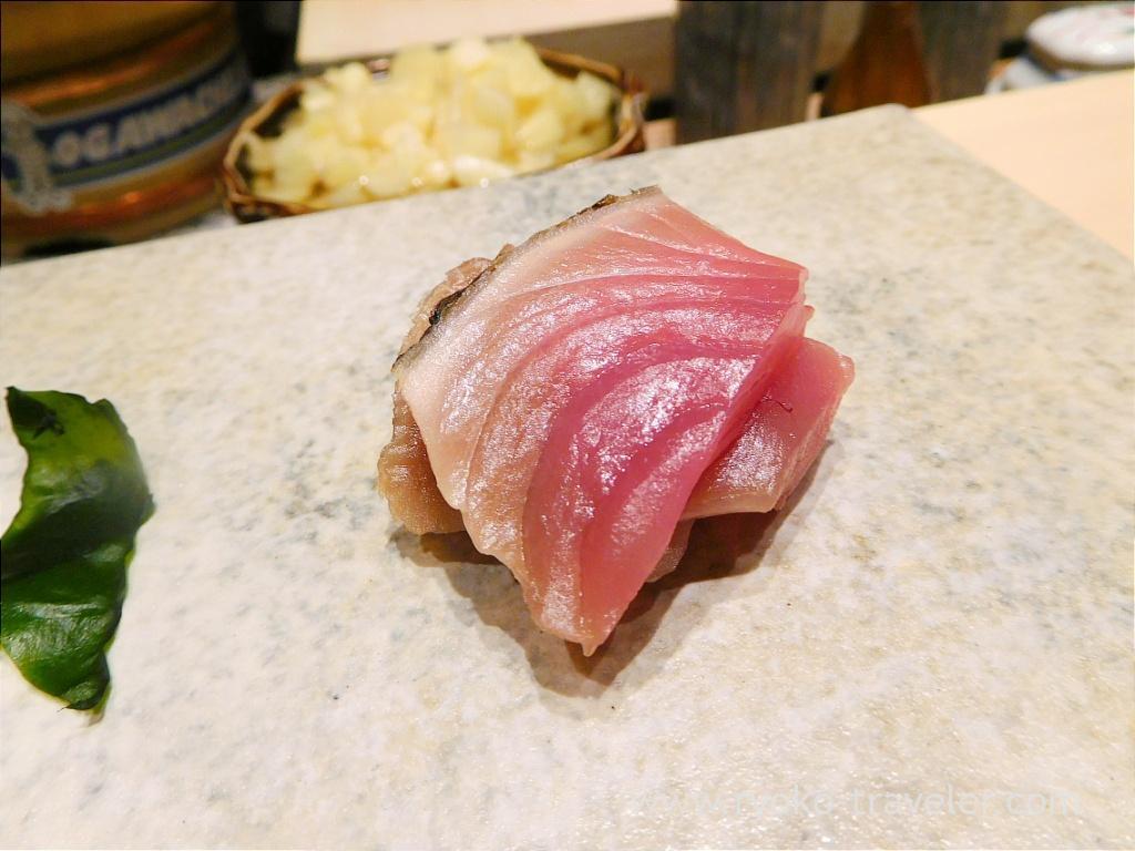 Mejimaguro, Sushi Yu (Roppongi)