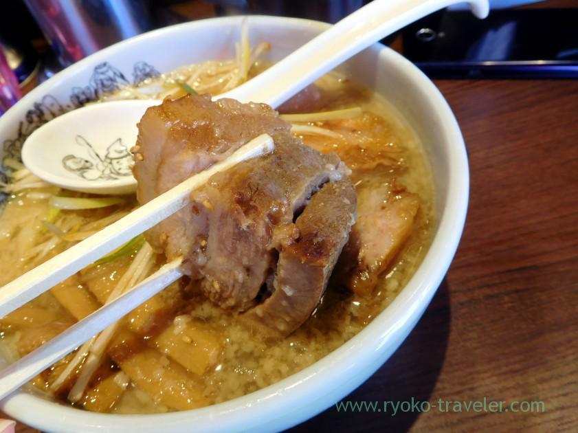 Pork meat, Fukuwauchi Iwase (Motoyawata)