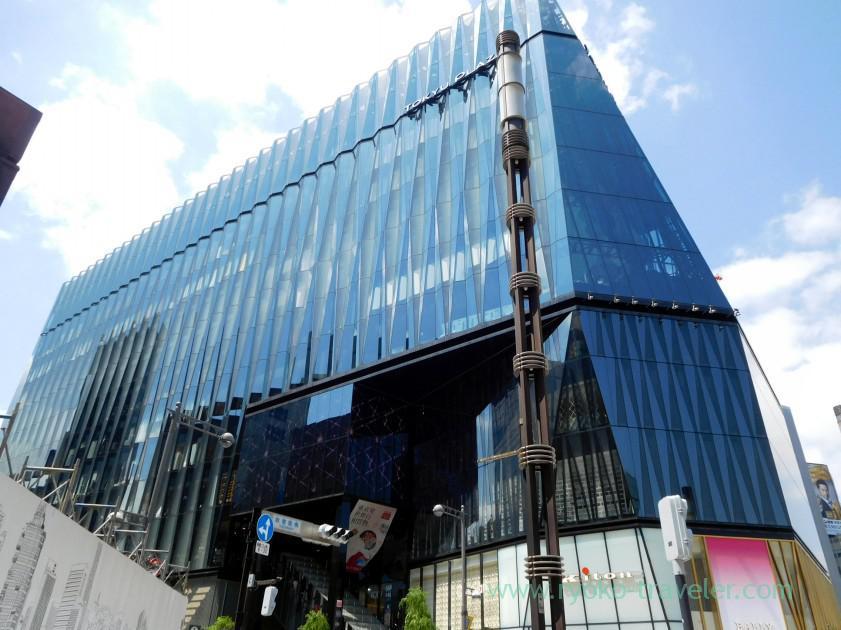 Appearance, Tokyu Plaza Ginza (Ginza)