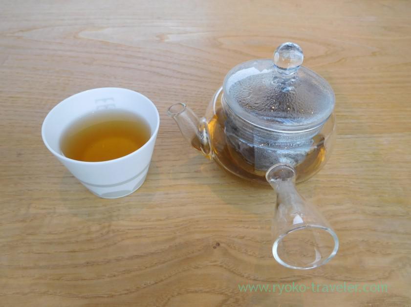 Tea, Haagendazs Sabo (Ginza)