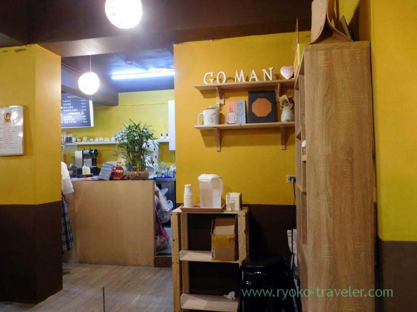 Interior, GOMAN MANGO (Shilin)
