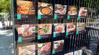 3 recommendable restaurant for lunch around Toyosu