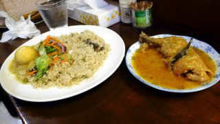 Kinshicho : Bangladeshi lunch at Asia Curry House (アジアカレーハウス)