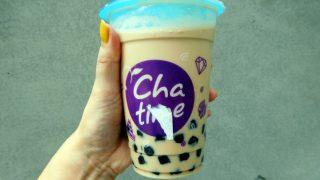 Boba tea at Chatime Ginza