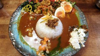 Botani:curry in Osaka